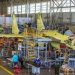 Foto Pabrik Jet Sukhoi Su-35 - 15