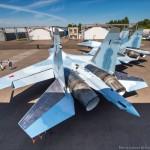 Foto Pabrik Jet Sukhoi Su-35 - 19