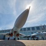 Foto Pabrik Jet Sukhoi Su-35 - 20