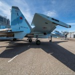 Foto Pabrik Jet Sukhoi Su-35 - 21