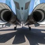 Foto Pabrik Jet Sukhoi Su-35 - 24
