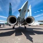 Foto Pabrik Jet Sukhoi Su-35 - 25