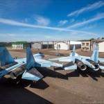 Foto Pabrik Jet Sukhoi Su-35 - 27