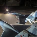 Foto Pabrik Jet Sukhoi Su-35 - 33