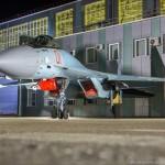 Foto Pabrik Jet Sukhoi Su-35 - 34