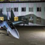 Foto Pabrik Jet Sukhoi Su-35 - 35
