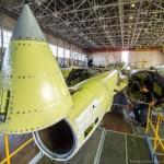 Foto Pabrik Jet Sukhoi Su-35 - 5