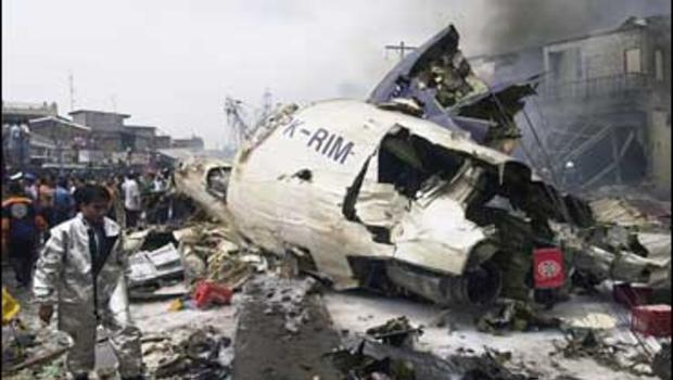 Kecelakaan Mandala Airlines 2005
