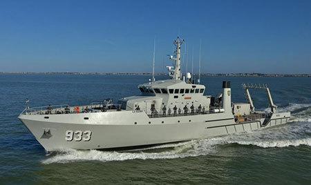 KRI Rigel 933 OCEA Dossier