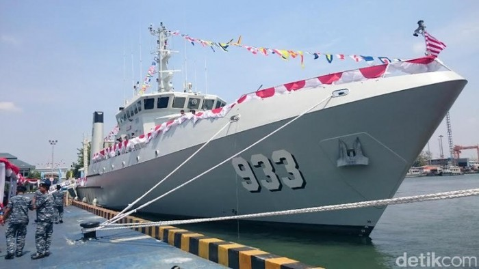 KRI Rigel 933 TNI AL
