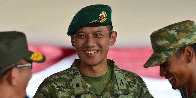Mayor Agus, Komandan Batalyon Infanteri Mekanis