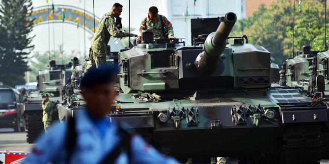 Nasib Pembelian Alutsista TNI