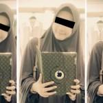 Andi Hilda Ismail, Si Cantik Istri Pak Haji Selingkuh