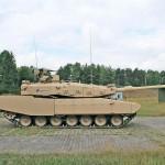 MBT Tank Leopard 2RI di Jerman