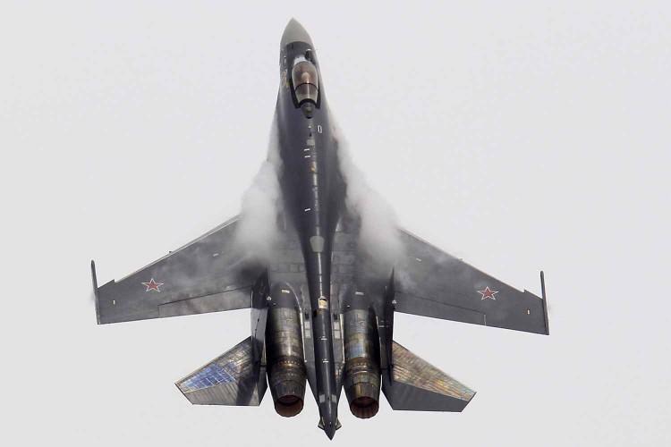 Skuadron Sukhoi Su-35