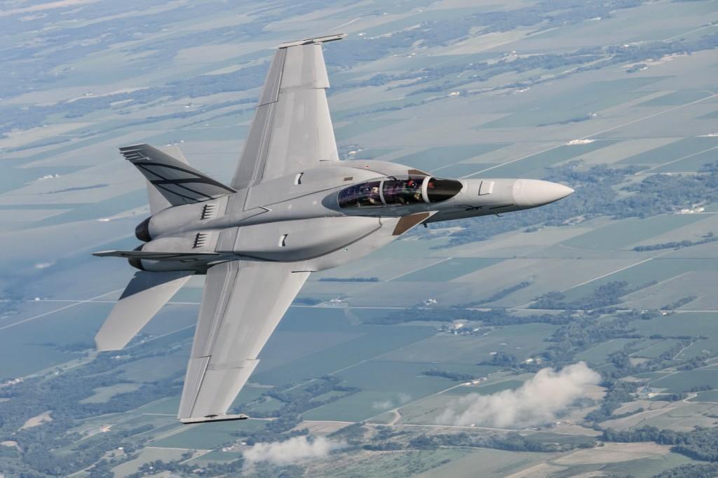 FA-18EF Super Hornet Canada
