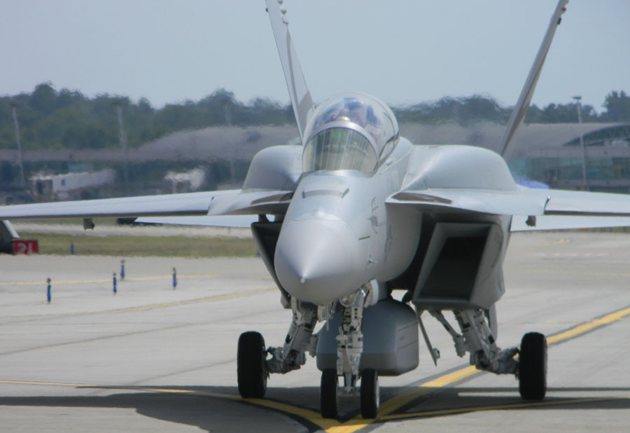 FA-18EF Super Hornet