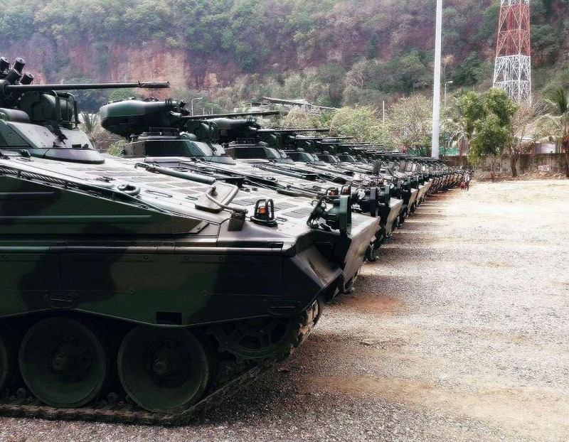 Persiapan Alutsista TNI Menjelang HUT TNI 1