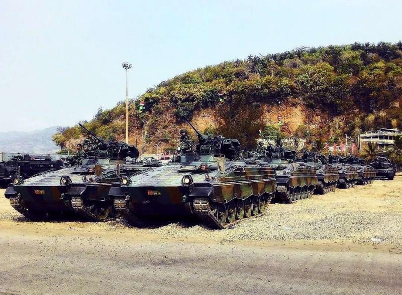 Persiapan Alutsista TNI Menjelang HUT TNI 10