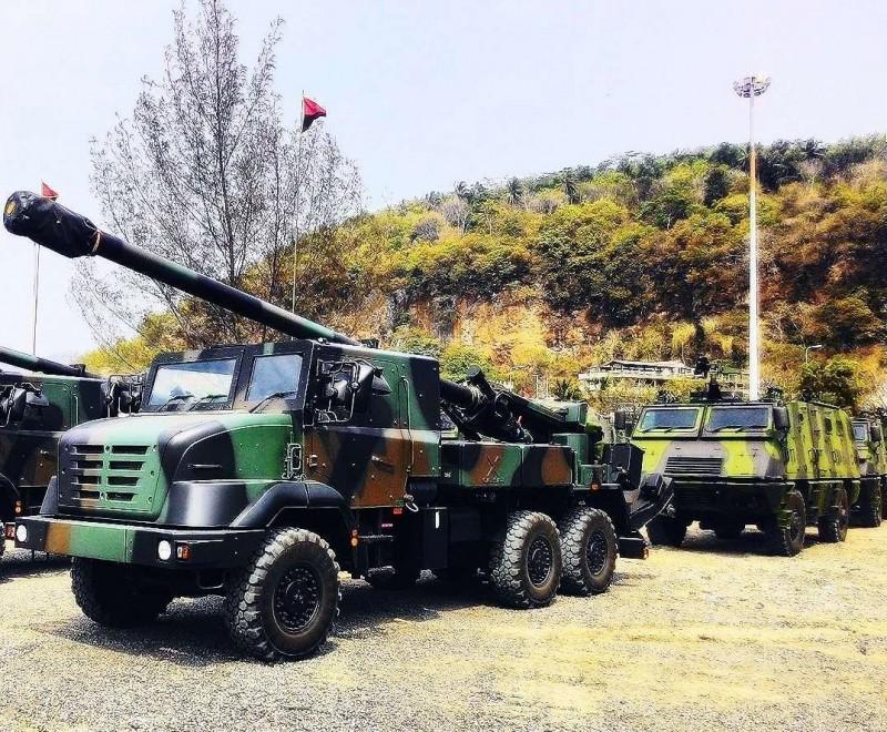 Persiapan Alutsista TNI Menjelang HUT TNI 11
