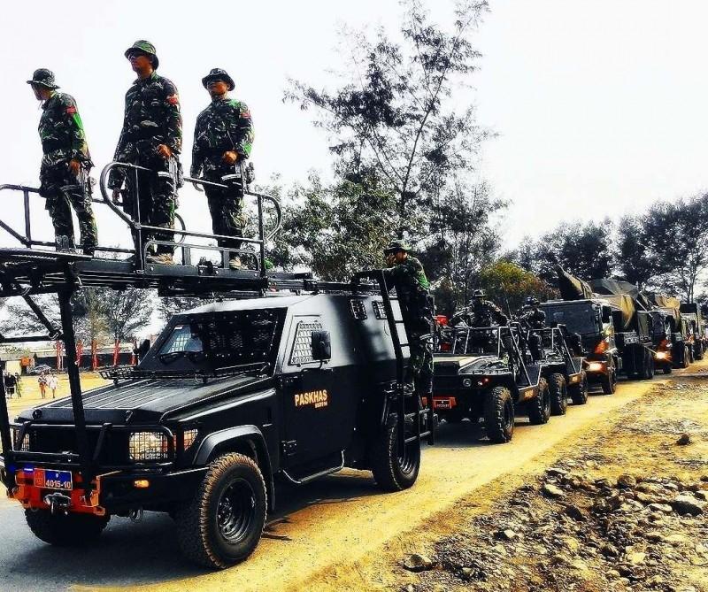 Persiapan Alutsista TNI Menjelang HUT TNI 13