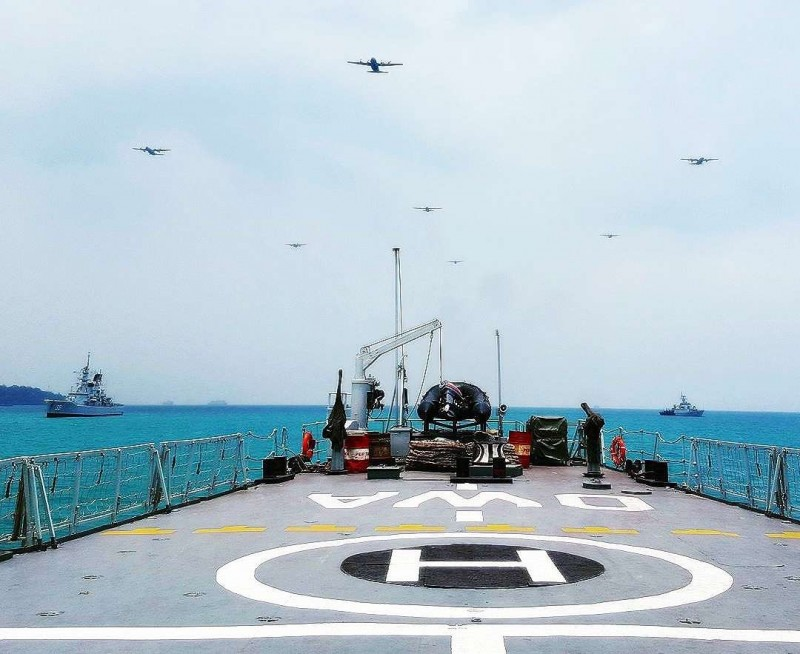 Persiapan Alutsista TNI Menjelang HUT TNI 15