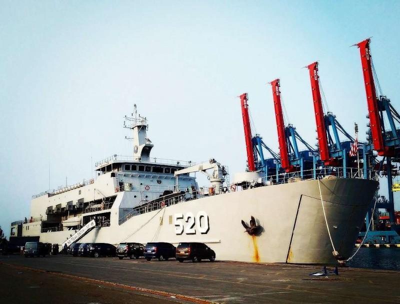 Persiapan Alutsista TNI Menjelang HUT TNI 4