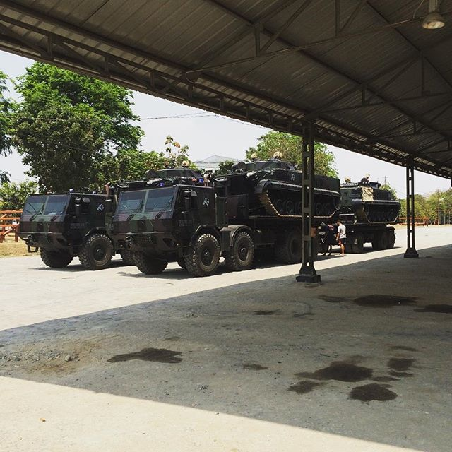Persiapan Alutsista TNI Menjelang HUT TNI 7