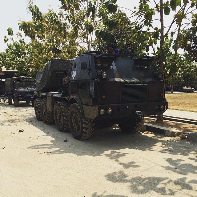 Persiapan Alutsista TNI Menjelang HUT TNI 8