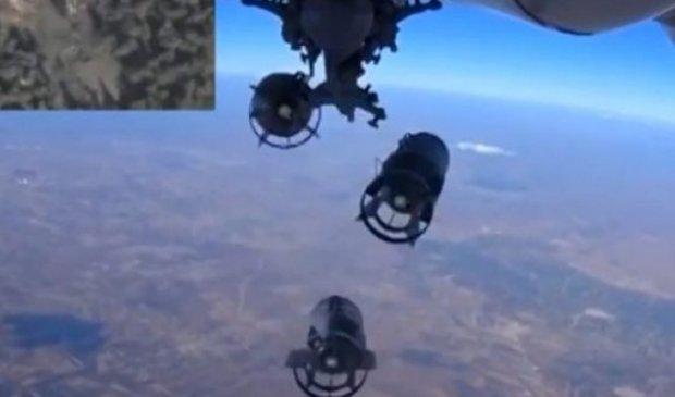 Serangan Udara Rusia di Suriah Ke ISIS