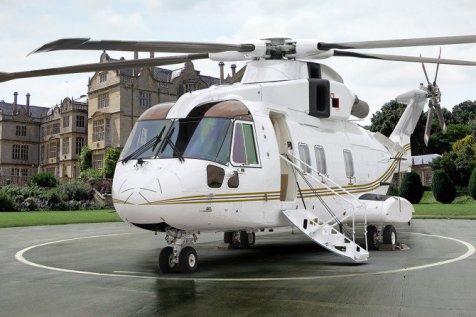 Helikopter Baru Presiden Jokowi