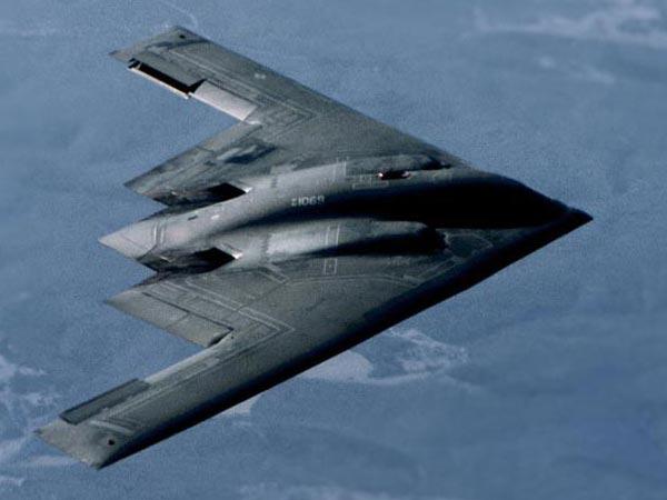 Pesawat Bomber Amerika B-2 Spirit