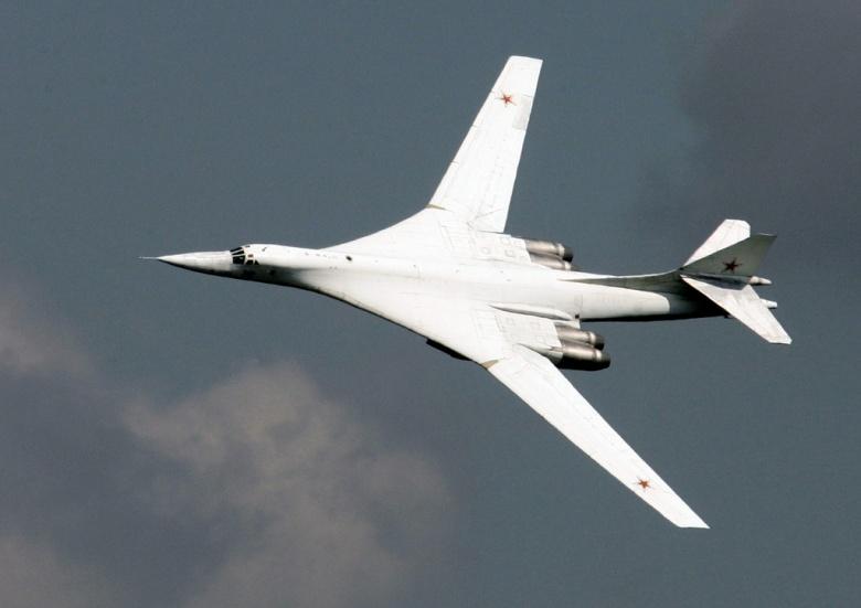 Pesawat Bomber Rusia Tu-160 Blackjack