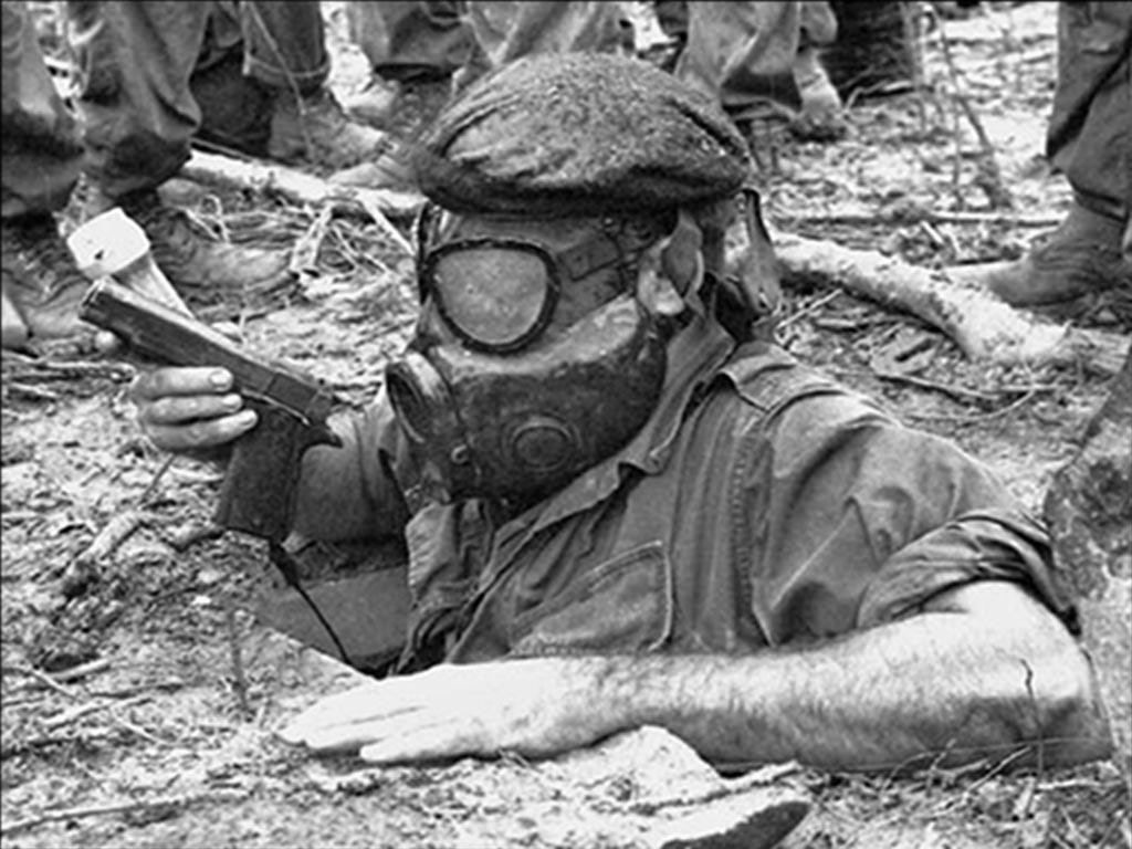Terowongan Bawah Tanah Vietcong