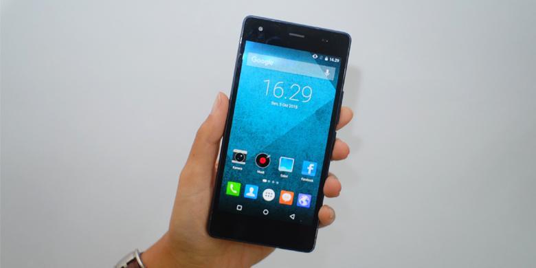 Review Ponsel Rp 2,5 Juta Infinix Zero 2 - Yoga Hastyadi - KompasDOTcom