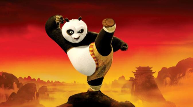6 Film Wajib Tonton Januari 2016 - Kung Fu Panda