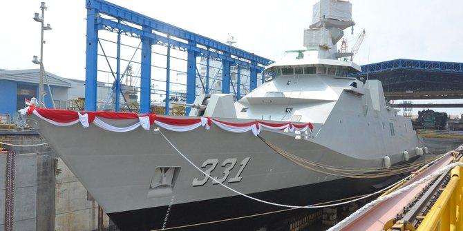 Peluncuran Kapal Perang Perusak Kawal Rudal dan SSV Filipina - MerdekaDOTcom