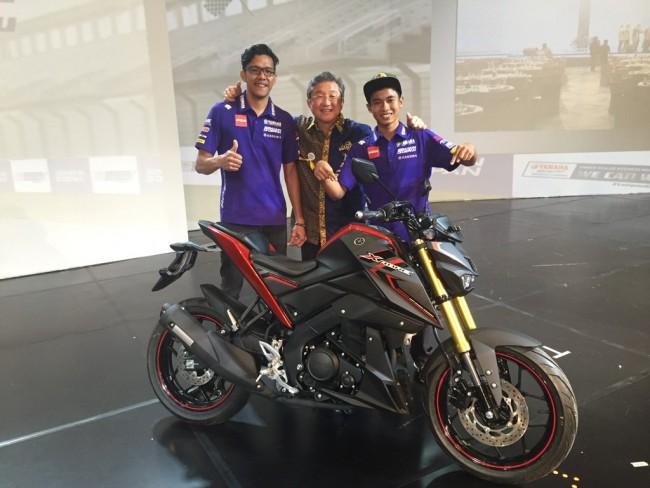 Yamaha Xabre 150 Resmi Meluncur di Bali 3 - MesinBalapDOTcom