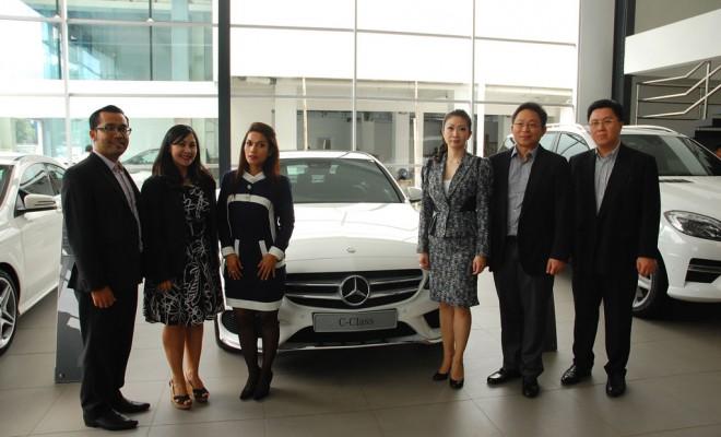Dealer Baru Mercedes Benz di Jakarta