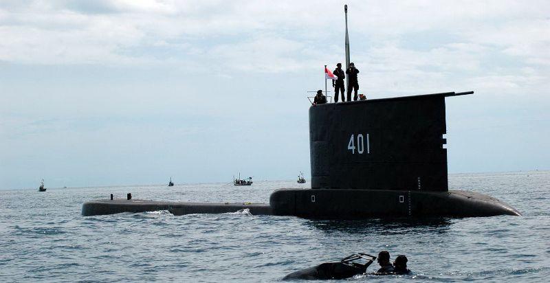 Jumlah Kapal Selam Indonesia KRI Cakra 401 - Okezone