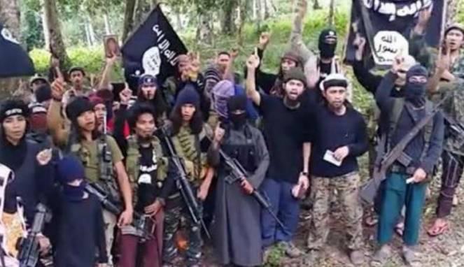 Kelompok Militan Abu Sayyaf di Filipina- VIVAdotcodotid