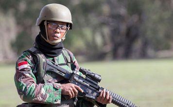 Lomba Menembak Militer AASAM 2016 - 14