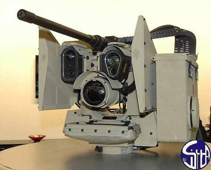 Berbagai Sensor RCWS Protector Nordic untuk Panser Anoa