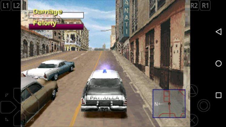 Nyolong Mobil Polisi di Havana Driver 2