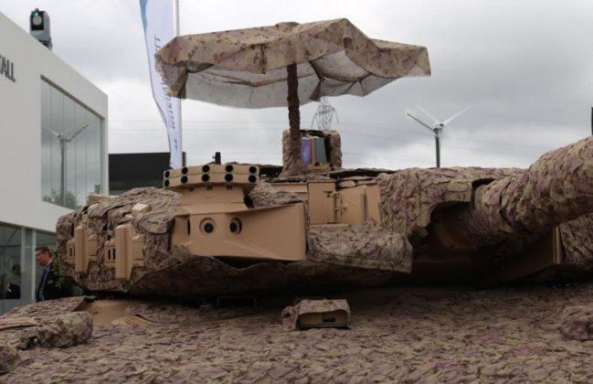 Tank Leopard 2 Revolution Terbaru Dilengkapi Set Of Cameras Yang Beroperasi 360 Derajat - 3