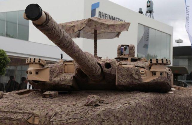 Tank Leopard 2 Revolution Terbaru Ini Memiliki Panjang Laras 55 Calibres - 2
