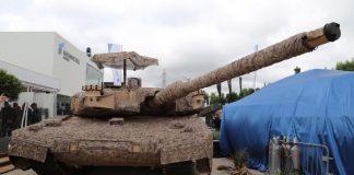 Tank Leopard 2 Revolution Terbaru di Paris - 1