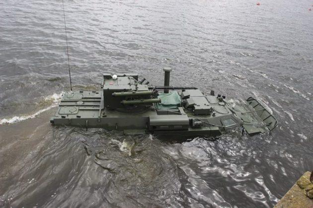 Ujicoba BTR-4 Ukraina - 3