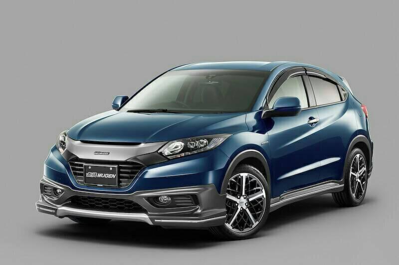 Honda HR-V Mugen - Blue