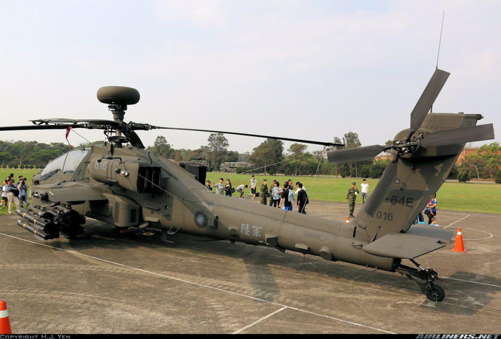 Apache AH64-E Guardian - AirlinersDOTnet